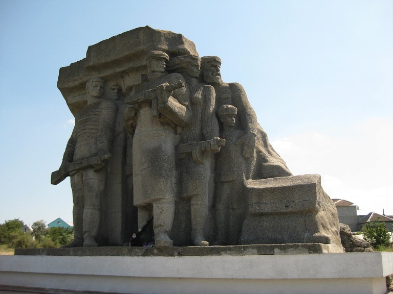Partizanenmonument_Odessa