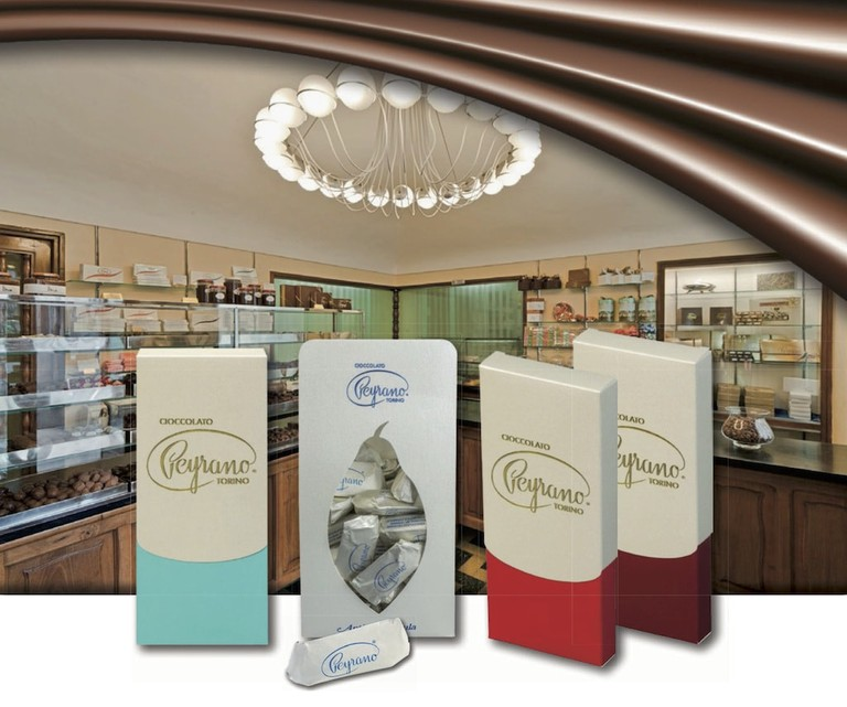Delicacies from chocolatier Peyrano in Turin | Courtesy Peyrano