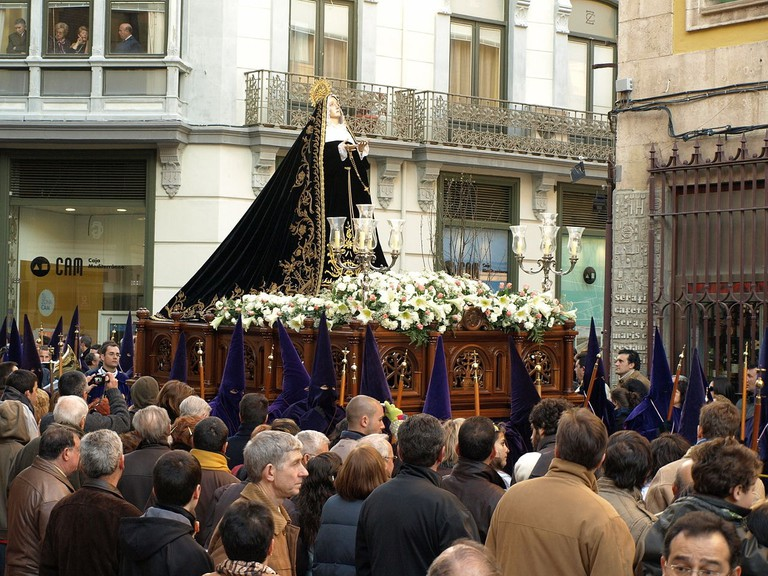 Holy Week, Easter, Zamora