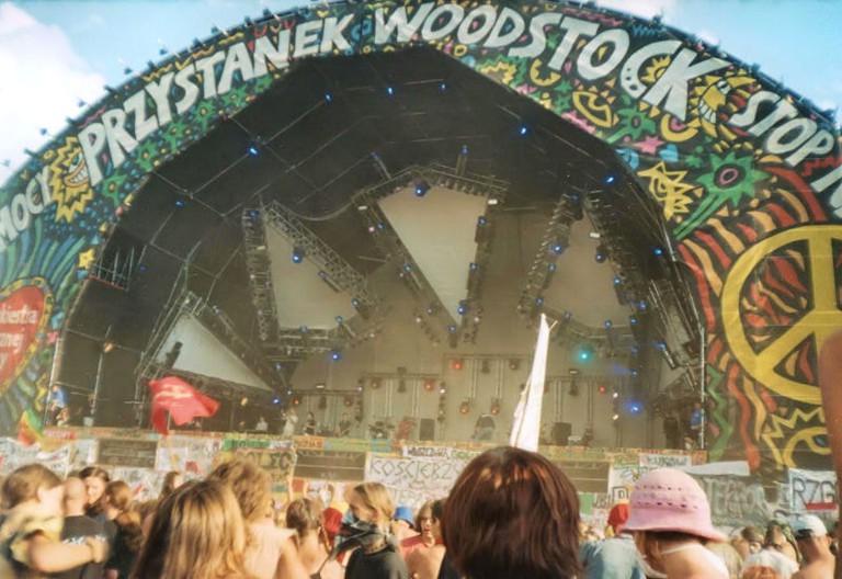 Woodstock Festival, Poland | © Klapi / WikiCommons