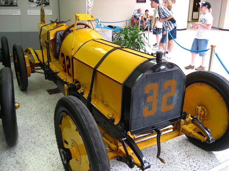 Ray Harroun's Race Car | © The359/WikiCommons