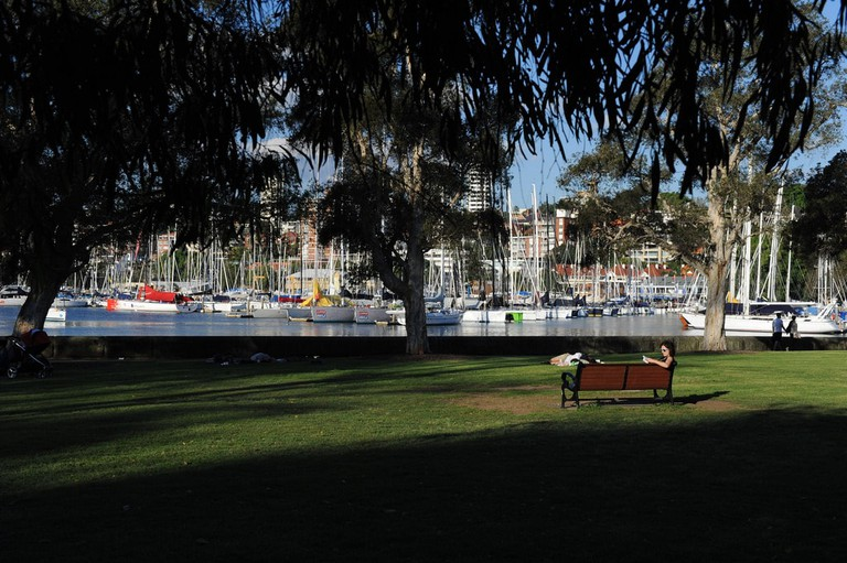 Rushcutters Bay © John Benwell / Flickr