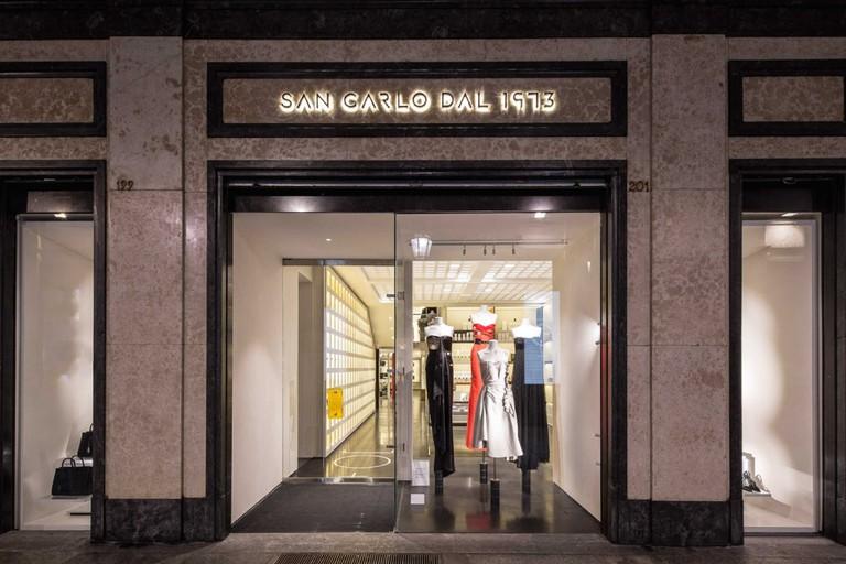Designer department store San Carlo dal 1973, Turin | Courtesy San Carlo dal 1973