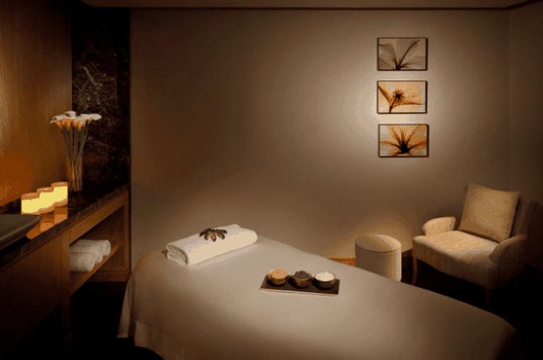 Saray Spa's treatment rooms | © Courtesy of Kigali Marriott Hotel