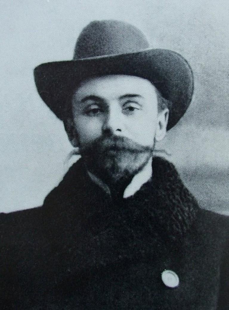 Scriabin in 1903