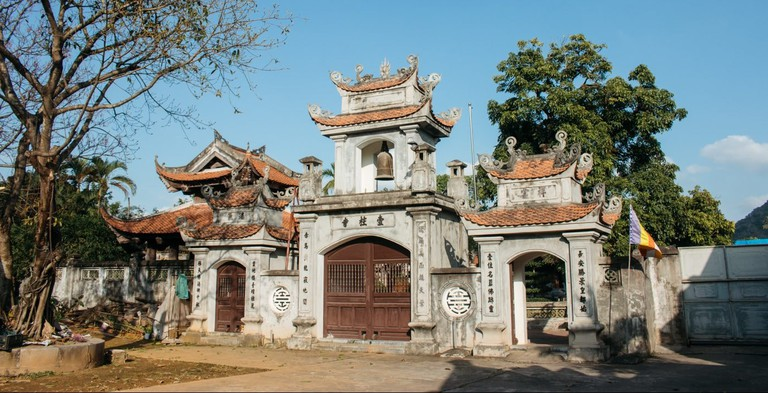 Nhat Tru Pagoda. Vu Pham Van /