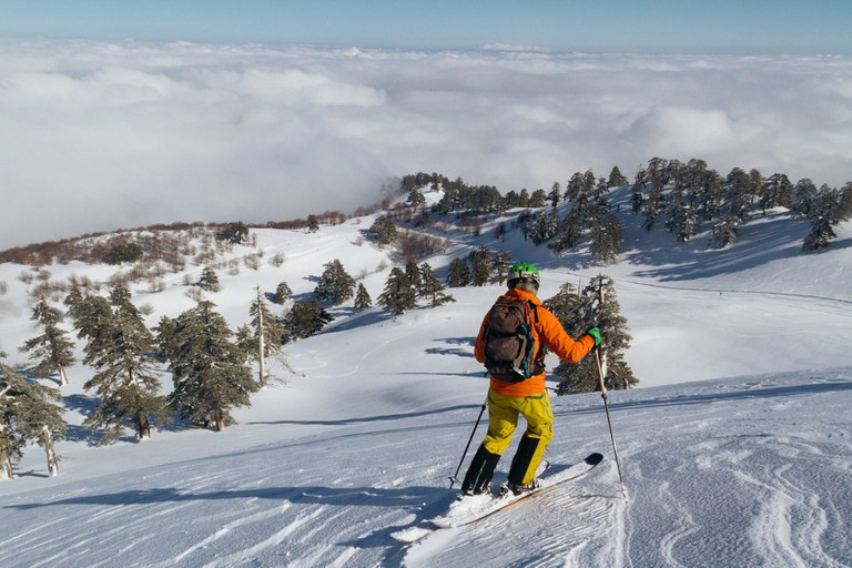 Vasilitsa Ski Resort Greece