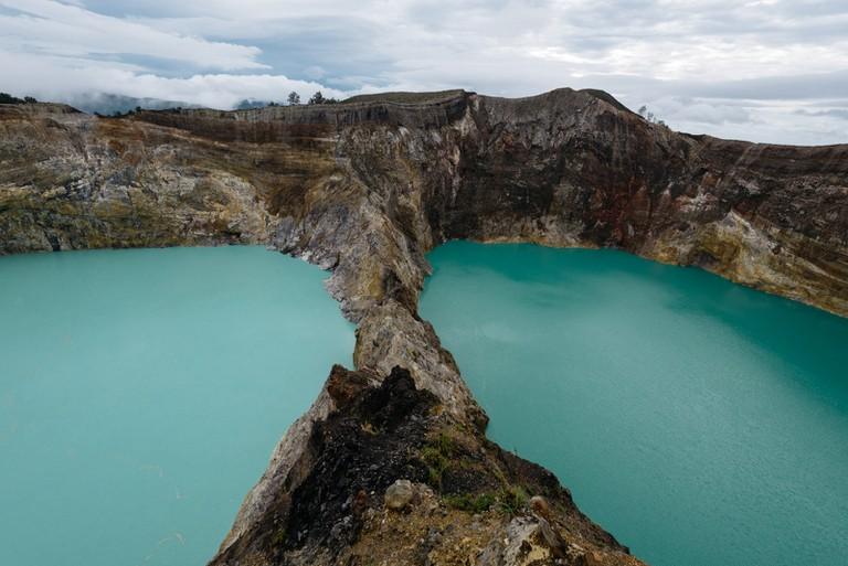 Kelimutu Lake-Flores Island-Indonisia