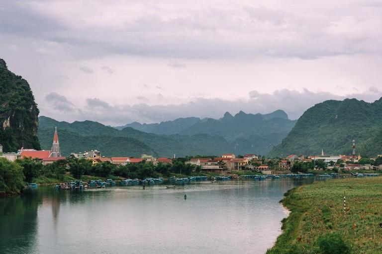 Phong Nha-Vietnam