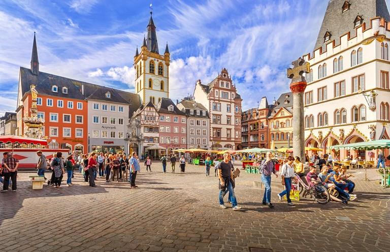Trier, Rhineland-Palatinate, Germany | © BAHDANOVICH ALENA/Shutterstock