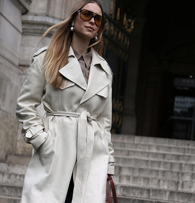 Pernille Teisbaek, Paris Fashion Week
