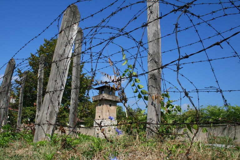The territory of a concentration camp during the Second World War in the Serbian city of Nis | © alenvl/Shutterstock