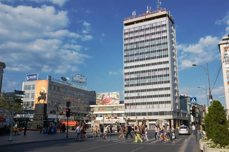 Nis, Serbia | © ollirg/Shutterstock