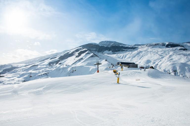 Head to the mountain resorts in Shahdag | © Elnur / Shutterstock