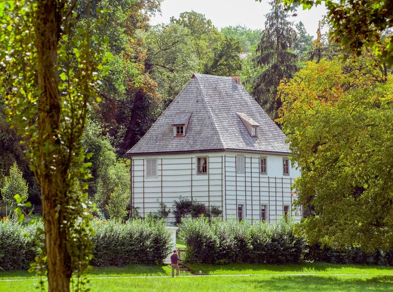 Gartenhaus of Goethe in Weimar, a city in Thuringia, Germany | ©PRILL/Shutterstock