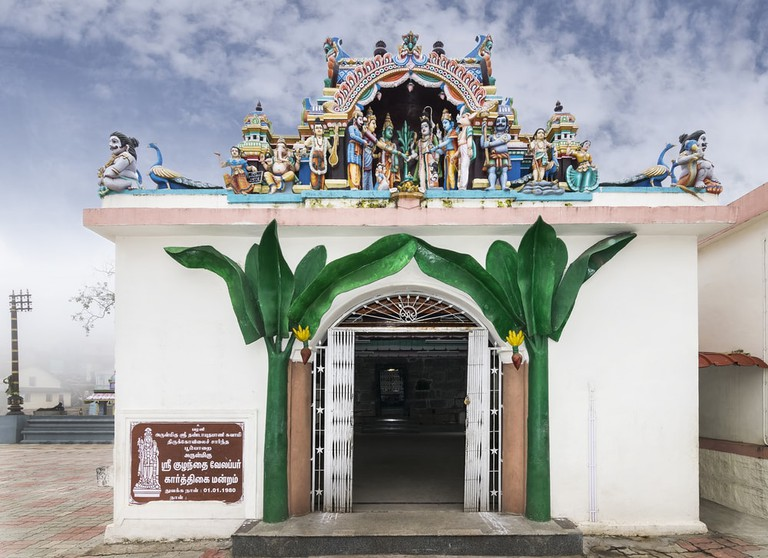 The Kuzhanthai Velappar Temple has a history of 3000 years