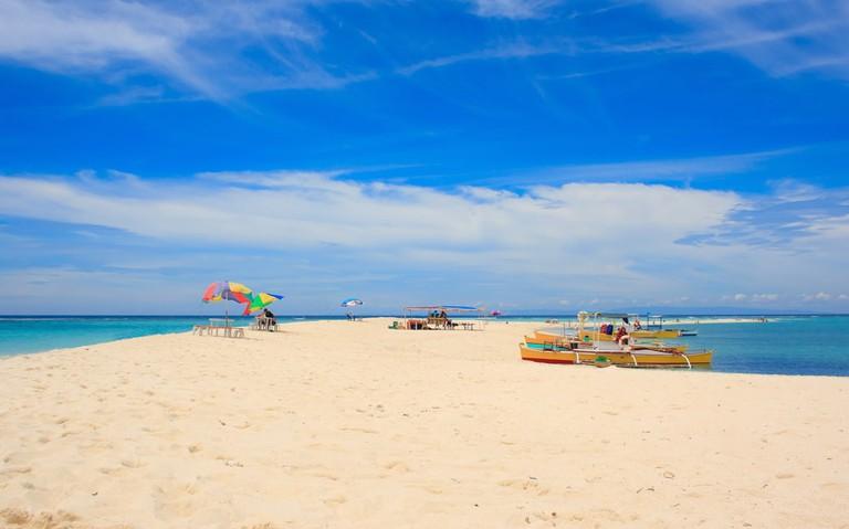 White island, Camiguin island, Philippines