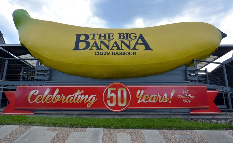 Big Banana in Coffs Harbour