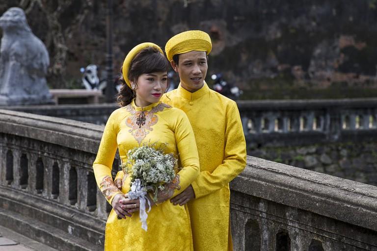 Wedding in Hue, Vietnam