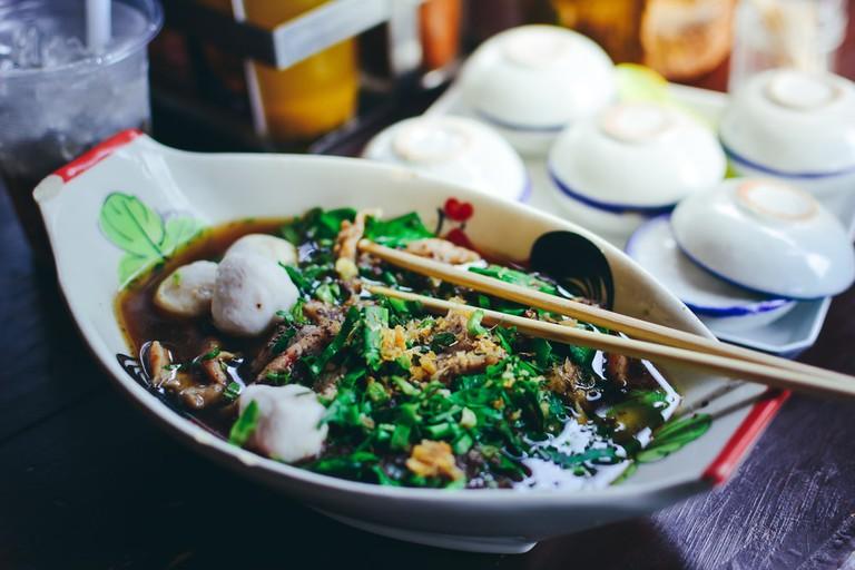 Thai Noodles | © Watcharapong Saiboot/Shutterstock