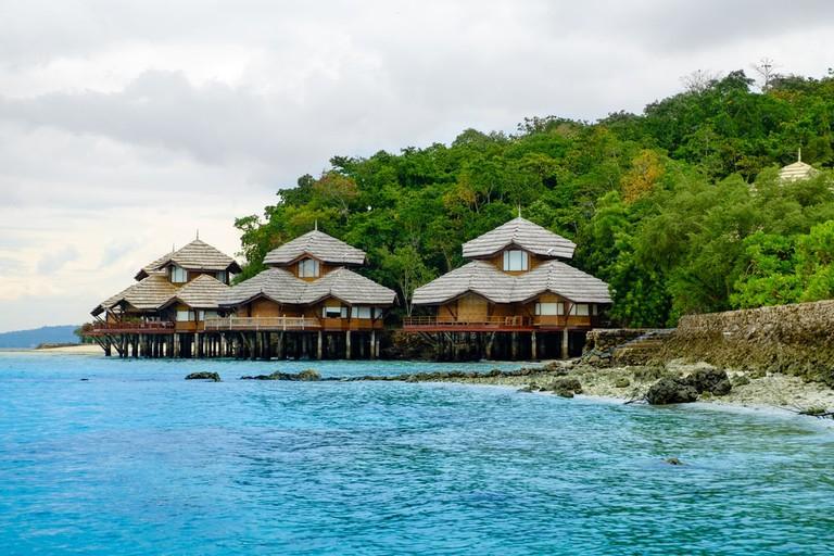 Samal Island of Davao, Philippines