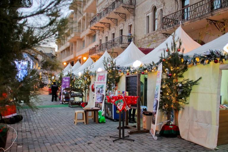 Christmas is still celebrated in Azerbaijan despite being a Muslim majority | © Khrystyna Bohush / Shutterstock