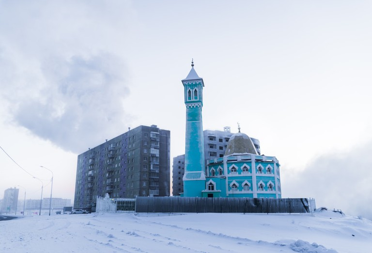 The northernmost mosque in Norilsk, Russian Federation | © Alexandr Jitarev/Shutterstock