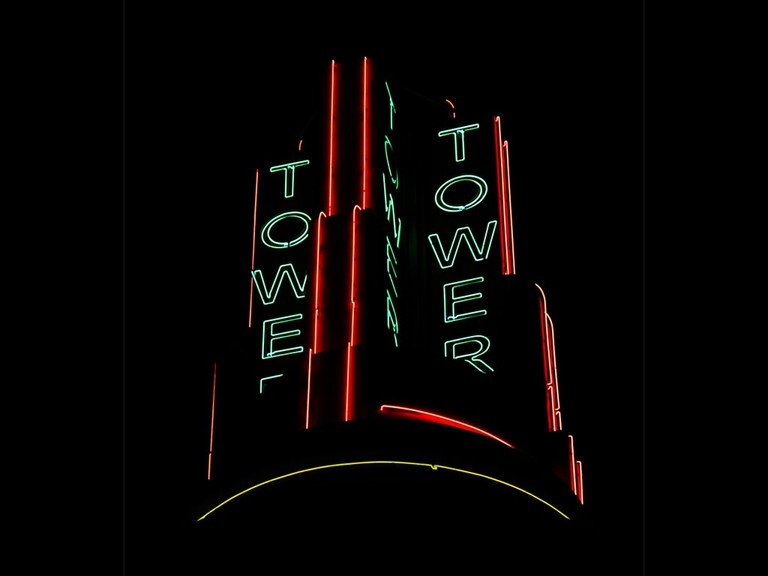 Tower Theater, Sacramento, California