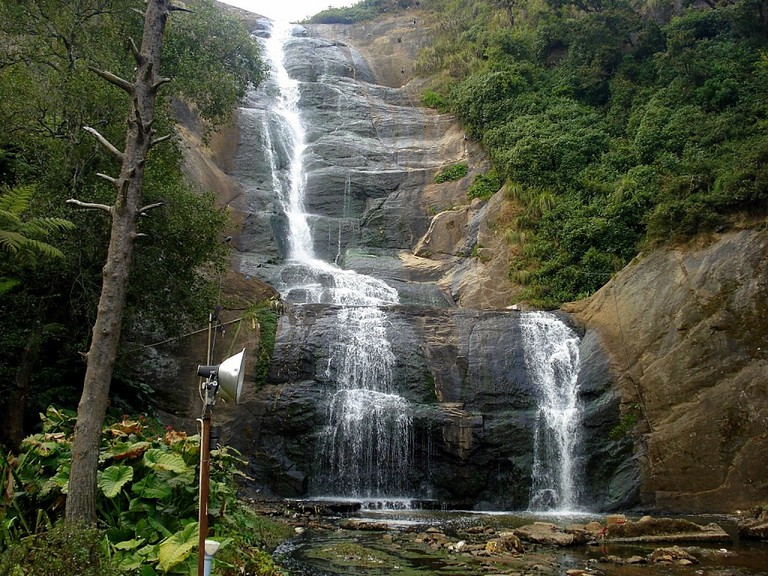 Silver Cascade Waterfalls is one of the most popular tourist attractions in Kodaikanal