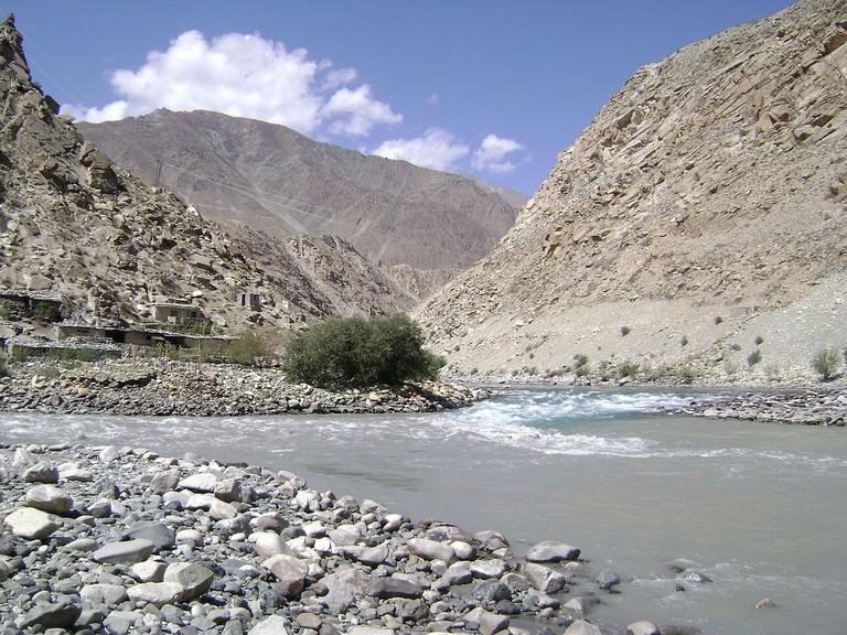 Villages near Kargil such as Dras and Dalunang are not only inhospitable but also heavily militarised