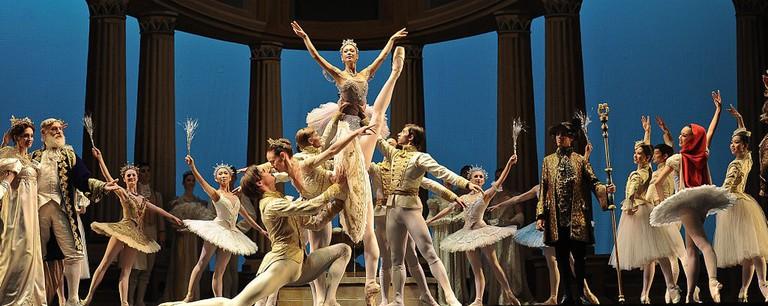 Sleeping Beauty Ballet performed in Winnipeg