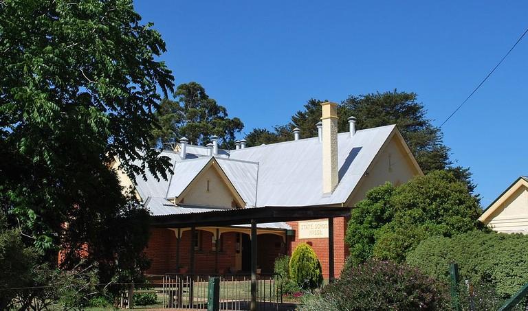 Smeaton, Victoria © Mattinbgn / Wikimedia Commons