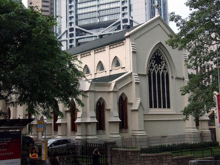 St John's Cathedral Hong Kong