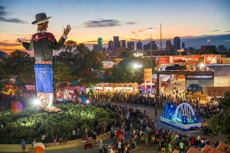 The State Fair of Texas is a popular event for Texans