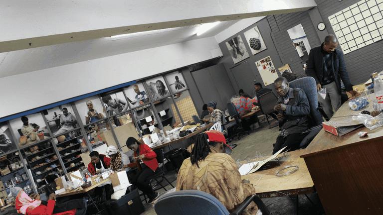 The Streetwires studio
