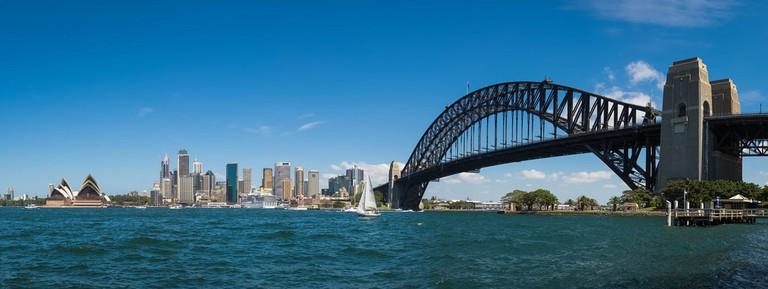 Sydney Harbour © Jon Westra/Flickr