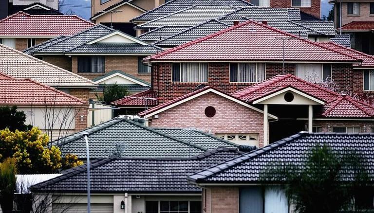 Sydney housing © Scott Lewis/Flickr
