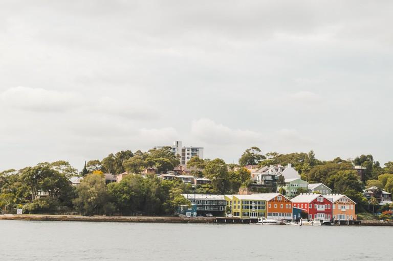 Parramatta River views