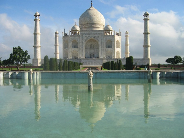 Taj Mahal is said to be the pinnacle of Mughal architecture in India