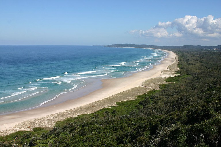Tallow Beach, Byron Bay | © Mike Lehmann:Wikimedia Commons