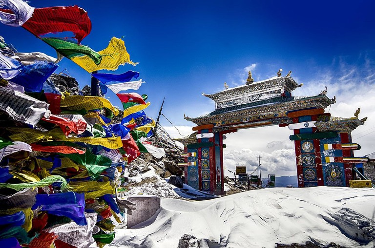 Known for its Buddhist culture and architecture, Tawang is one of the most important tourist centres in Northeast India