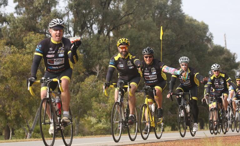 Team MAMIL - Perth