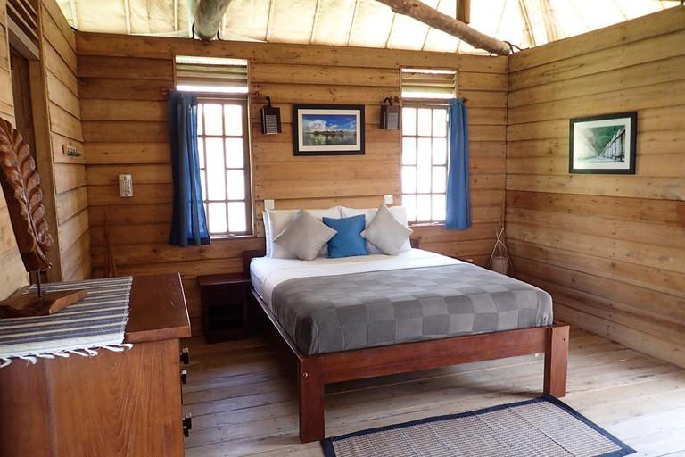 Telunas Beach Resort Bed
