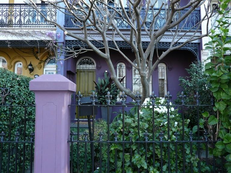 Terrace houses in Paddington © Sali Sasaki/Flickr