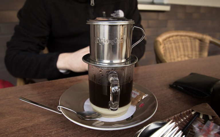 Traditional Vietnamese coffee
