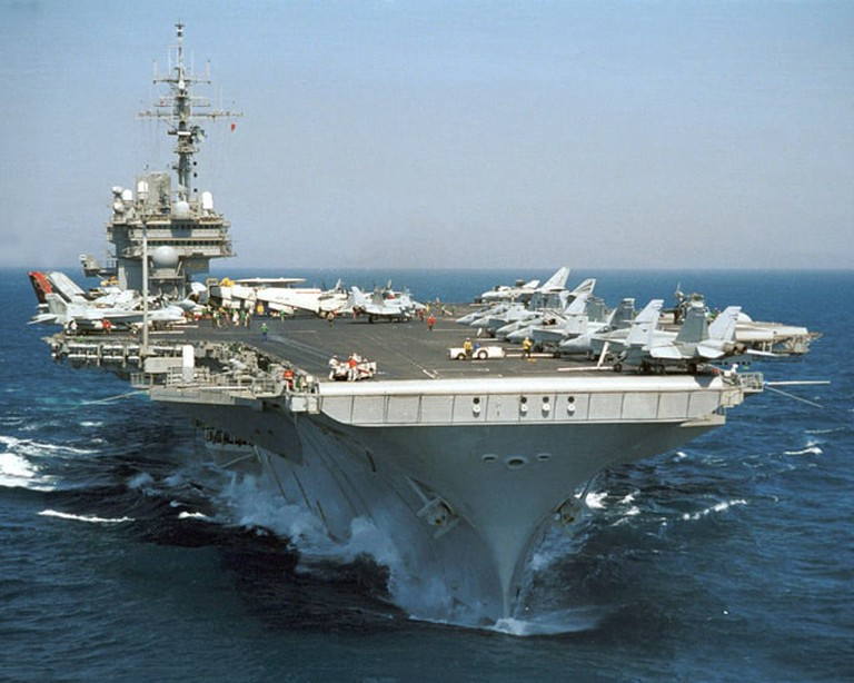 USS_Kitty_Hawk_CV-63