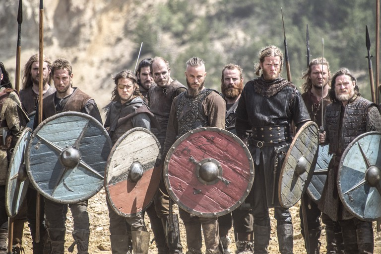 vikings tv series netflix