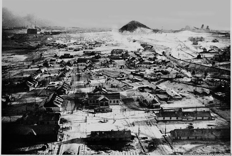 Vorkuta used to be home to a large gulag