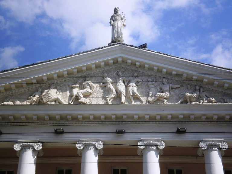 Vynnitsya theatre