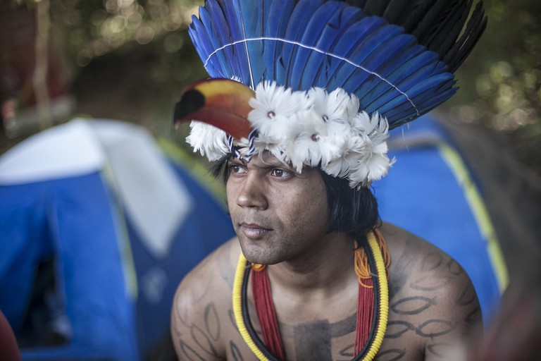 Indigenous cultures in Brazil